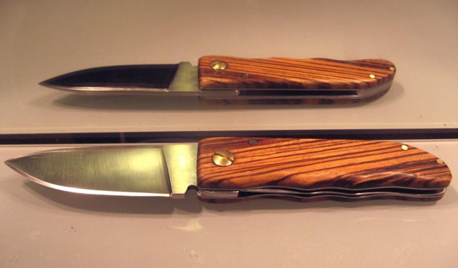 Messer & Waffen Stiefel